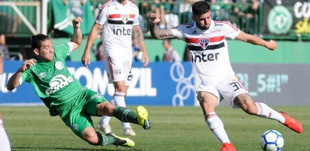 O Tricolor paulista fechou a sua participação no Brasileirão com 63 pontos