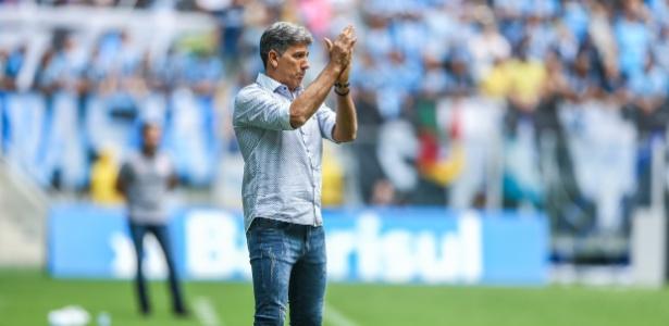 O resultado deixou a equipe do técnico Renato Gaúcho com 66 pontos