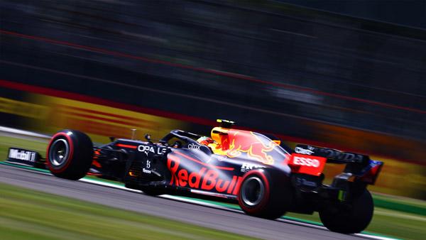Holandês foi perfeito em Silverstone. Foto: Red Bull Racing Honda