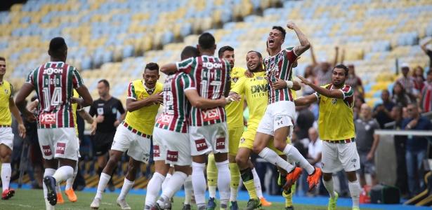 Além do Fluminense, Corinthians, Bahia, Botafogo, Santos e Atlético-PR vão para a Sul-Americana