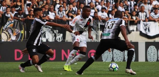 O Vozão, por outro lado, foi prejudicado pela vitória por 1 a 0 do Fluminense sobre o América-MG