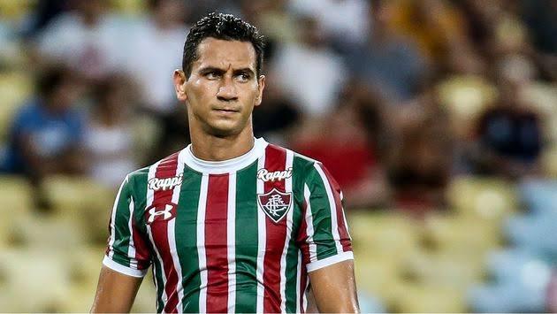 Ganso, meia do Fluminense. Foto: Divulgação