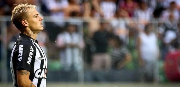 Atlético-MG não teme perder Róger Guedes no segundo semestre