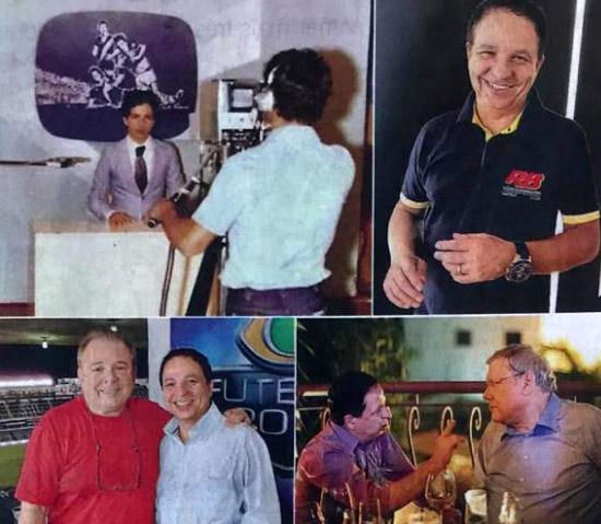 Radialista e apresentador de TV é um dos ícones do interior paulista. Reprodução